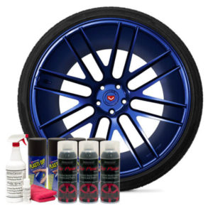 Friction Auto Concepts Deep Sea Blue Wheel Kit
