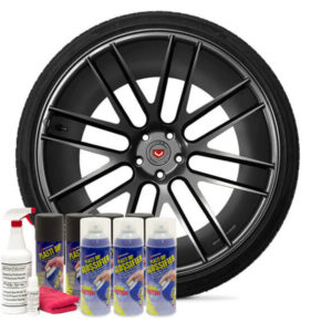 Friction Auto Concepts Gloss Anthracite Wheel Kit