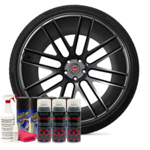 Friction Auto Concepts Hyper Black Wheel Kit