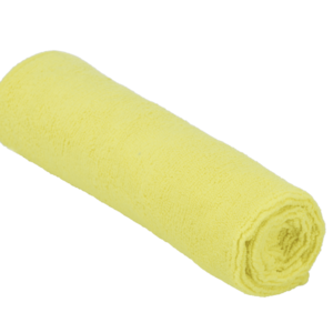 Microfiber Towel For Interior Yellow
