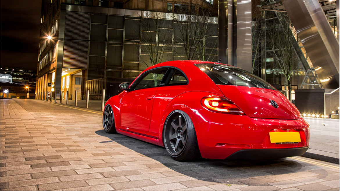 Volkswagen Beetle Turbo (MK6) – Friction Auto Concepts